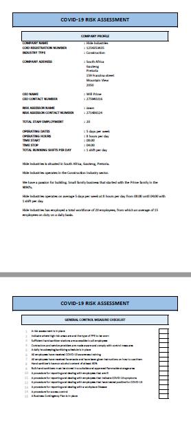 Covid 19 pdf report 2