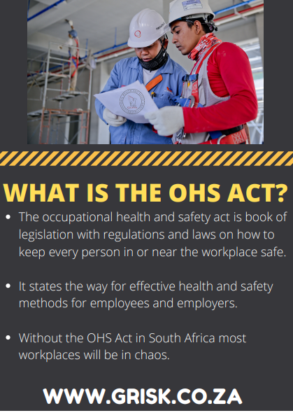 What is the OHS Act?