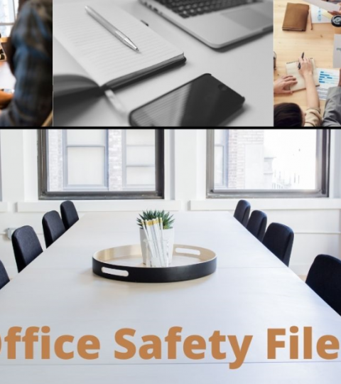 A Complete Office Safety File Template